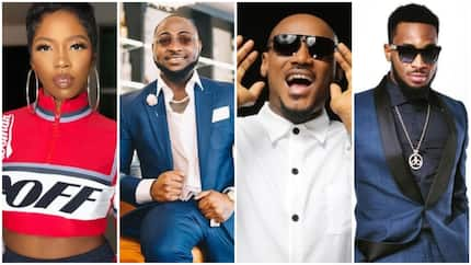 4 talented Nigerian musicians who've won the MTV Best African Act award