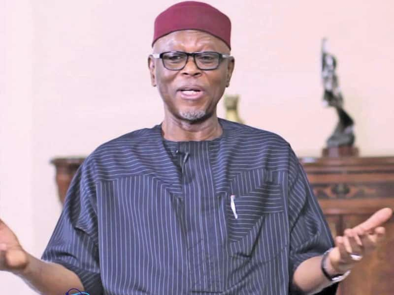APC is becoming a threat to Buhari's legacy - Oyegun