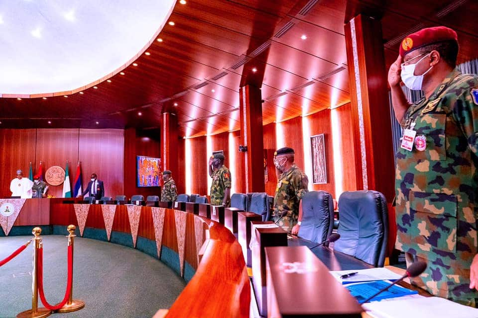 Armed Forces Remembrance Day 2021: Presidency lists Buhari's achievements in the security sector