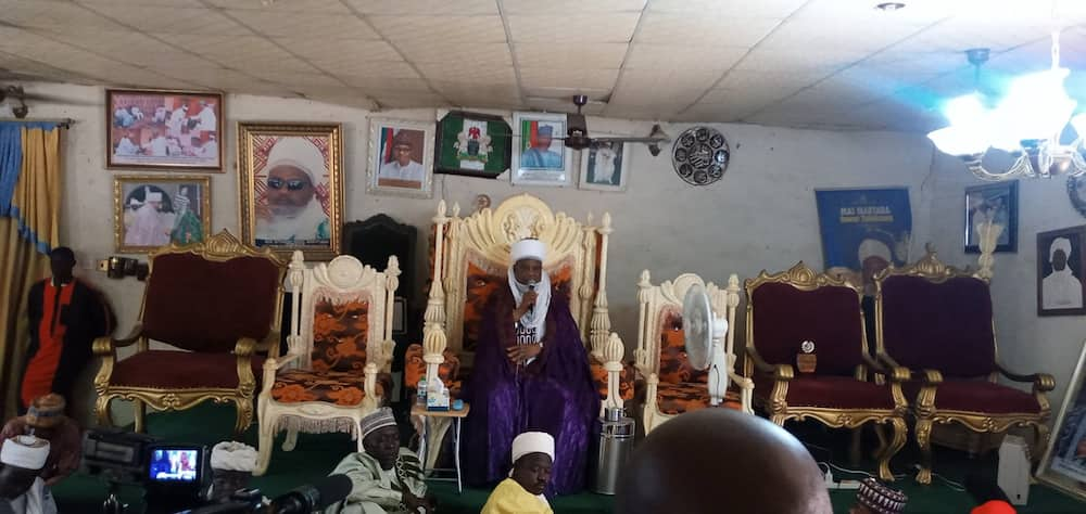 Insecurity: Zamfara monarch urges govt to allow carrying of arms for self-defence