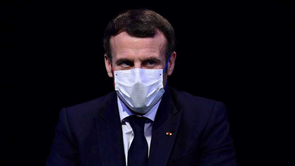 Emmanuel Macron: France's president contracts COVID-19