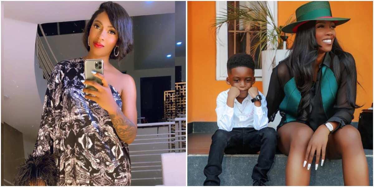 Nigerian Singer Tiwa Savage Wants Daughter Through Via Surrogacy