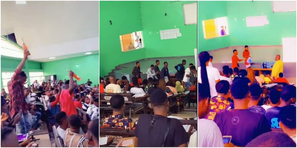 """The students caused massive reactions on social media with """"Dorime"""""""