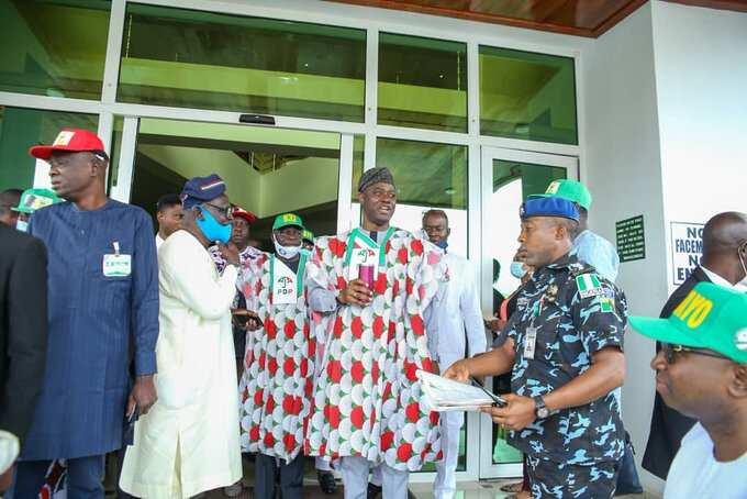 Southwest PDP crisis: Rep member backs Governor Makinde as party leader