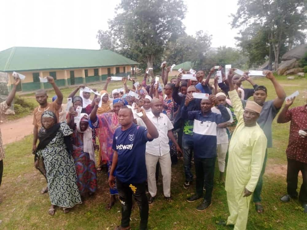 APC Ward Congress in Osun