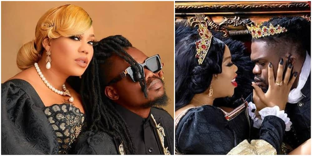 Stylist Toyin Lawani and Fiance Dazzle in Official Pre-wedding Pictures, to Release Wedding Music Video