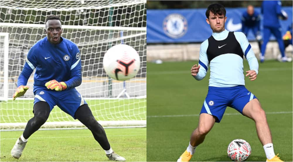 Chelsea vs Tottenham: Lampard to include Mendy, Chilwell in starting XI