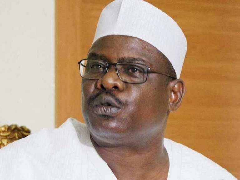 Sanata Ali Ndume daga jihar Borno