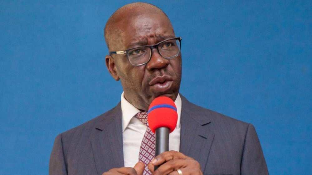 Wasu 'ya'yan jam'iyyar PDP a Edo sun bukaci ICPC ta binciki Obaseki