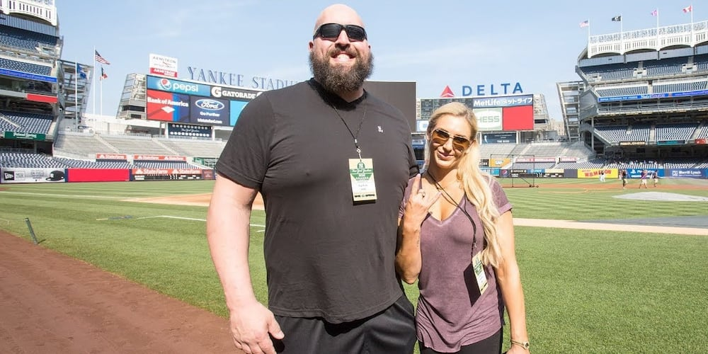 The Big Show wife