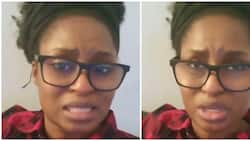 Is it a sin to finish from your school? - Woman in tears as she begs private university for her transcript (video)