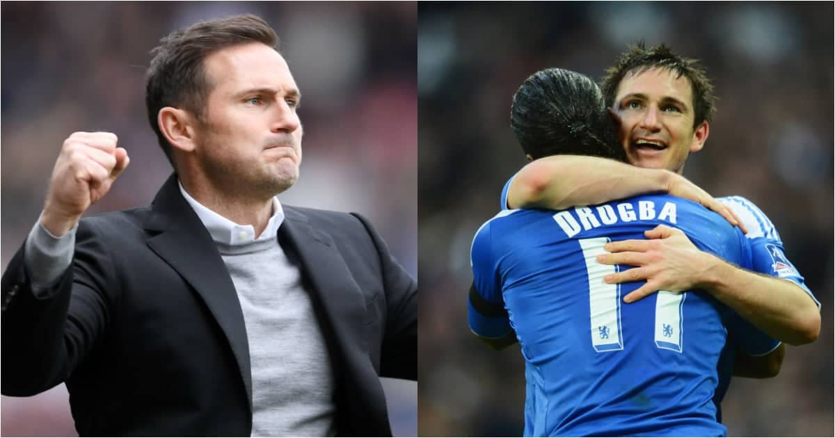 Lampard wants teammate as assistant if appointed Chelsea boss