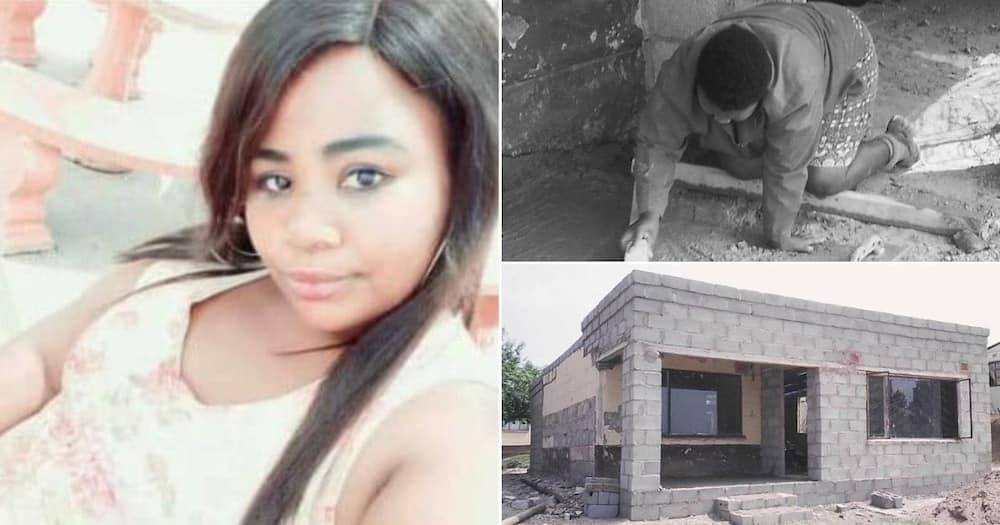 Exclusive: Meet the female engineer, 26, who is building her own house