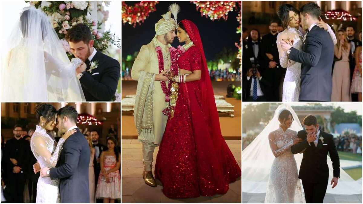Priyanka Chopra and Nick Jonas wedding