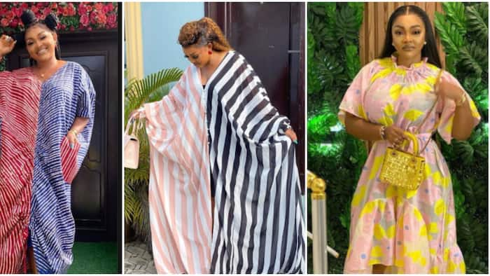 Bubu with a difference: Show up in rich Lagos aunty style like actress Mercy Aigbe