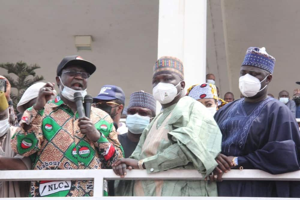 Hunger, Unemployment and now Petrol Price Hike, We won't Take it, NLC to FG