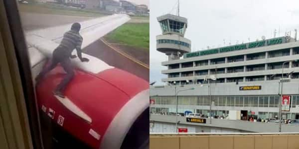 FAAN suspends aviation security heads over stowaway at Lagos airport - Legit.ng