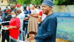 Please give PDP a second chance - Former senate president Saraki begs Nigerians