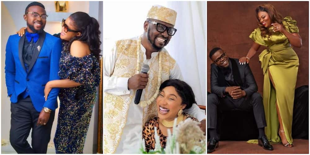 Tonto Dikeh, Toyin Abraham and 5 Other Nigerian Celebrities Who Gave Love Another Chance