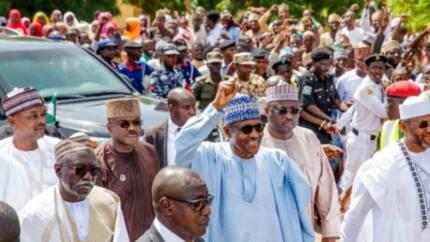 Tazarcen Buhari: Manoma 12m za suyi karo karon N100 don yakin zaben APC