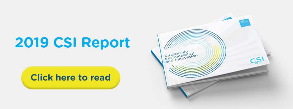 Union Bank releases 2019 Citizenship, Sustainability and Innovation report