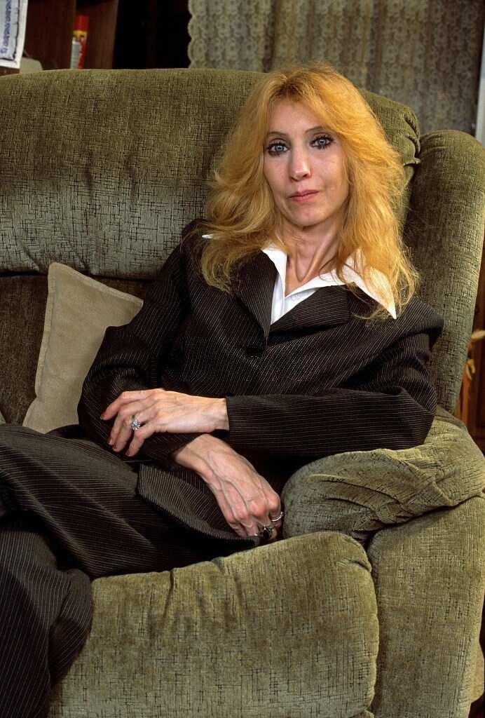 Eminem's mom