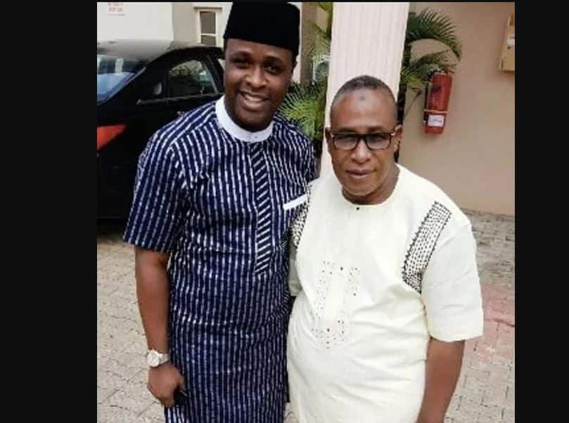 8 Nigerian celebrities who resemble their fathers (photos)