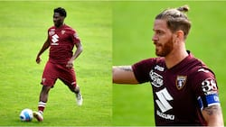 Argentine star makes stunning comments on Super Eagles defender, compares him to an animal that is intelligent
