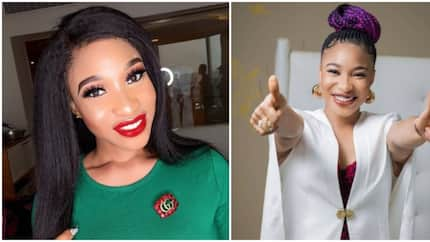 Actress Tonto Dikeh reveals secrets about her 'alter ego' to fans