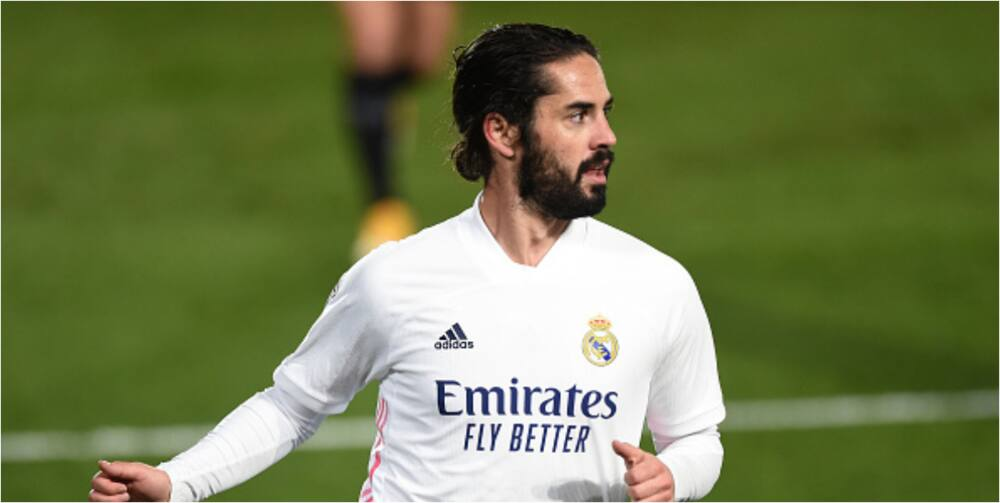 Isco turns down offer from Man City, set to join Sevilla next summer
