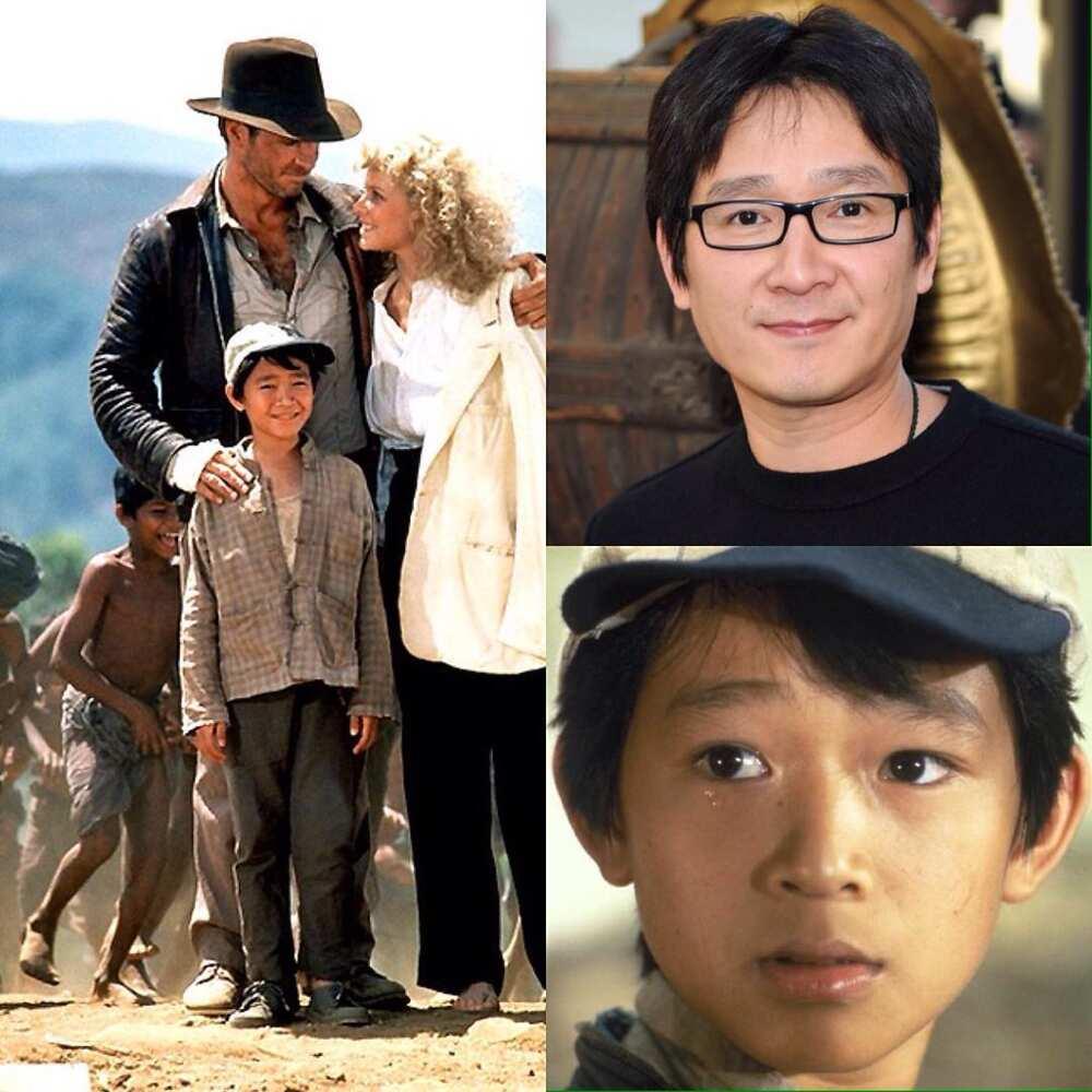 Jonathan Ke Quan movies and TV shows