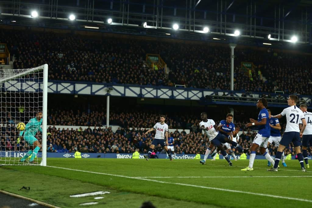 Iwobi plays 90 minutes as Tosun nets late for Everton to force 1-1 draw vs Spurs