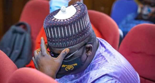 He'll travel to US - EFCC reveals why court should reject Maina's bail request