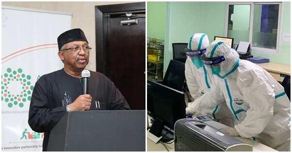 Coronavirus: FG confirms 14 new cases of COVID-19 in Nigeria