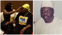 Teni and her sister Niniola remember their late dad, pen down touching tribute on Instagram (photos)