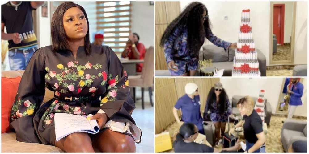 Nollywood's Destiny Etiko marks birthday.