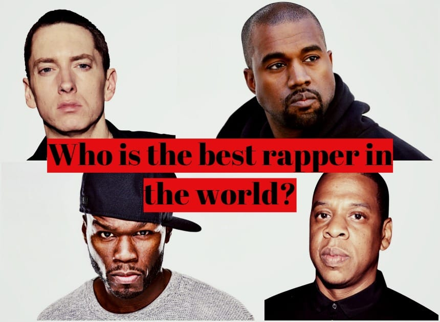 Top 10 Best Rapper in The World Right Now ▷ Legit ng