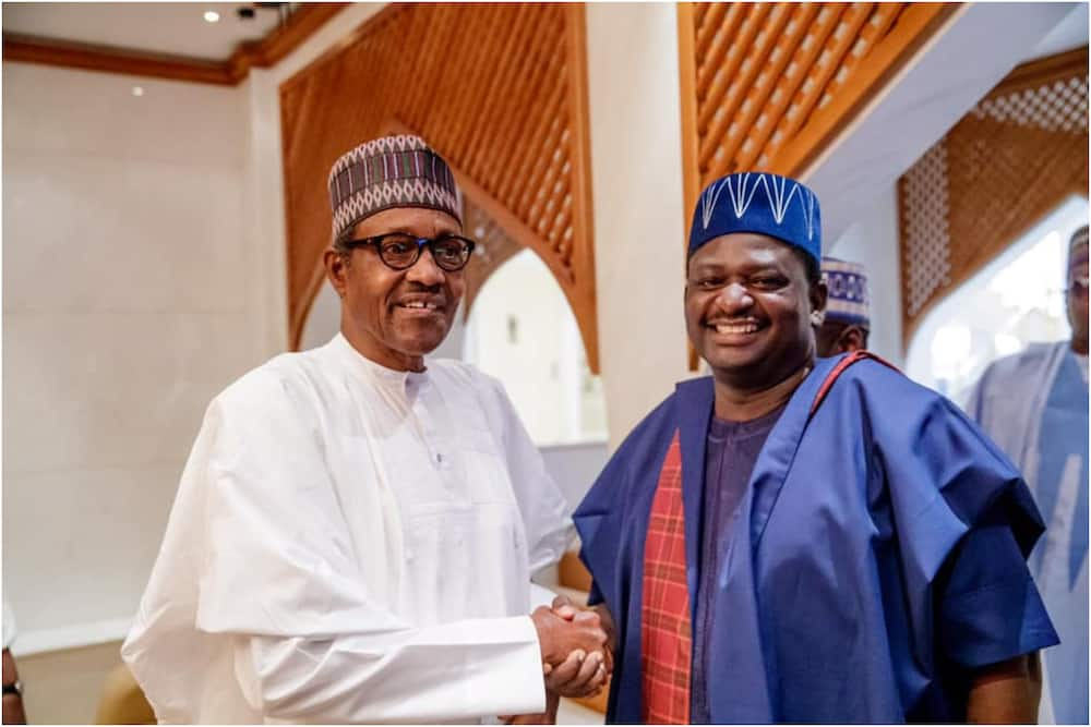 President Buhari focused on nation-building and unity of Nigeria by Femi Adesina