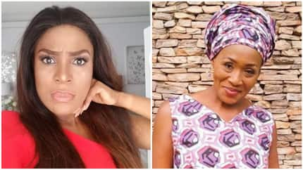 Kemi Olunloyo finally forgives Linda Ikeji, reveals the blogger damaged her brand 13 years ago (video)