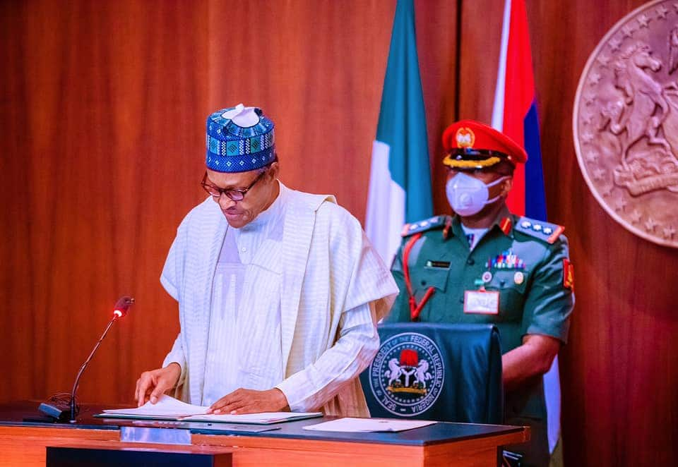 Nigeria can not bear Another Round of COVID-19 Lockdown, Buhari Warns