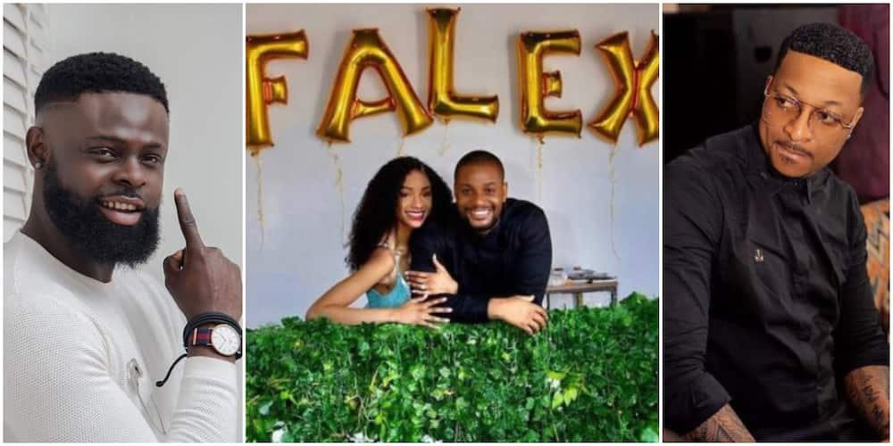 IK Ogbonna and Yomi Casual Fight Over Who Will Be Alex's Best Man, Actor Surprises Them With His Reply