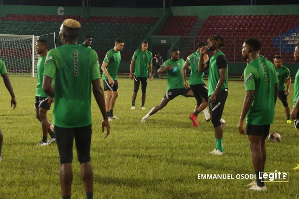 Rohr Hands Portugal Base Star Debut Invite in His 31-Man Provisional Squad for Cameroon Friendly in June