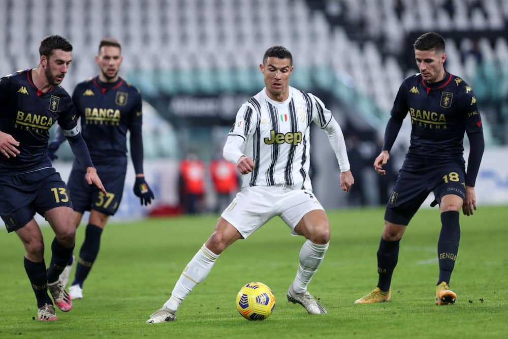 Here's the incredible skill Ronaldo shows that powered Juventus to Coppa Italia victory