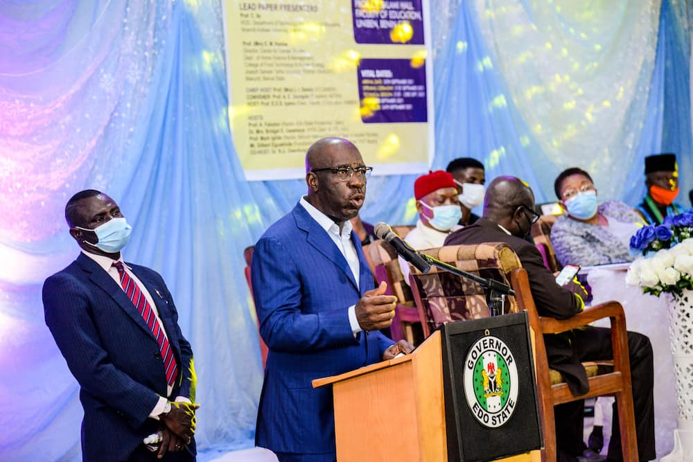 Full List: Obaseki Finally Appoints Commissioners