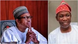 Wilson Badejo: Buhari pens emotional message as he mourns former general overseer of Foursquare Church