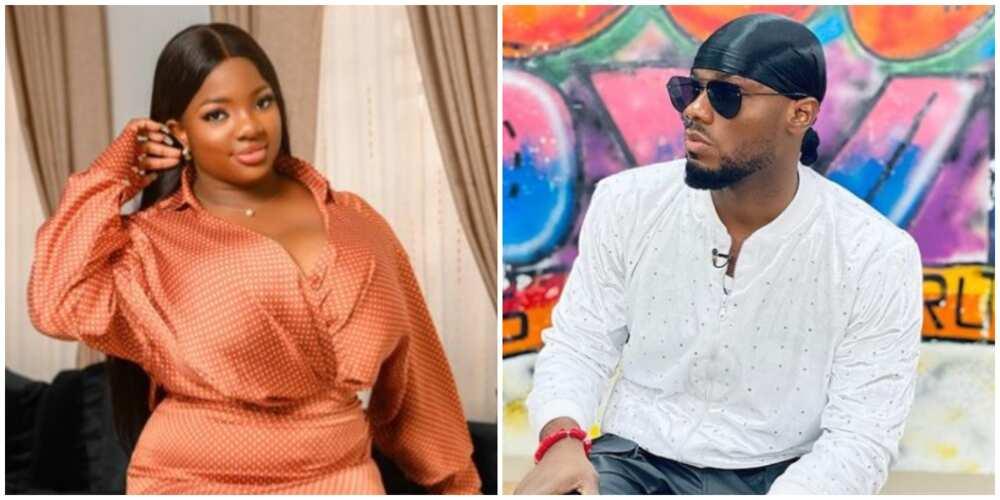Nigerians React as BBNaija Besties Dorathy and Prince Unfollow Each Other on IG