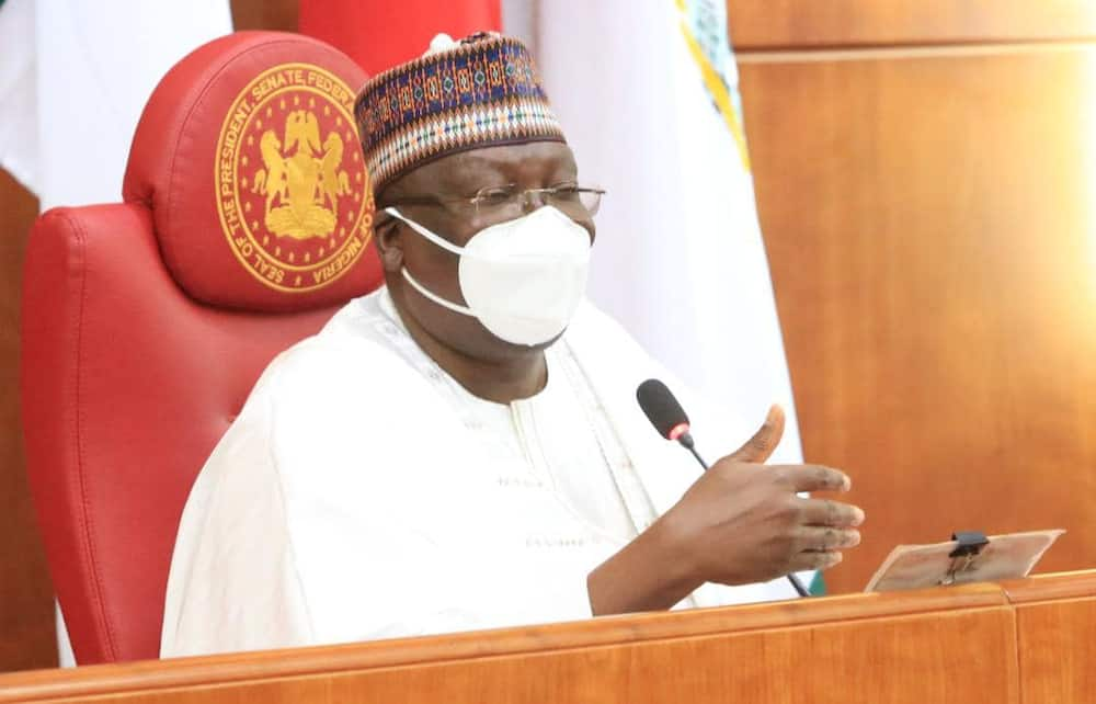 Senate reacts to alleged N4.4bn missing in the National Assembly