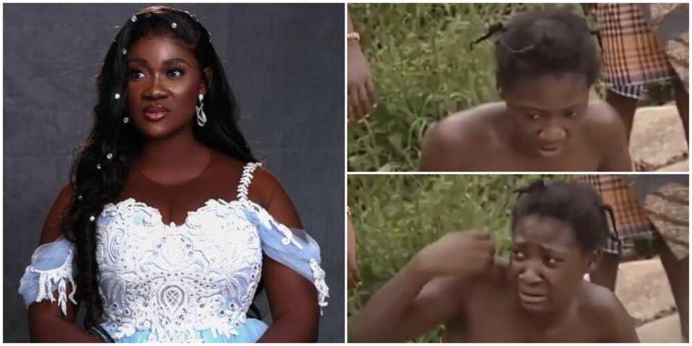 Mercy Johnson looks lean, 'not fine' in video from hustling days
