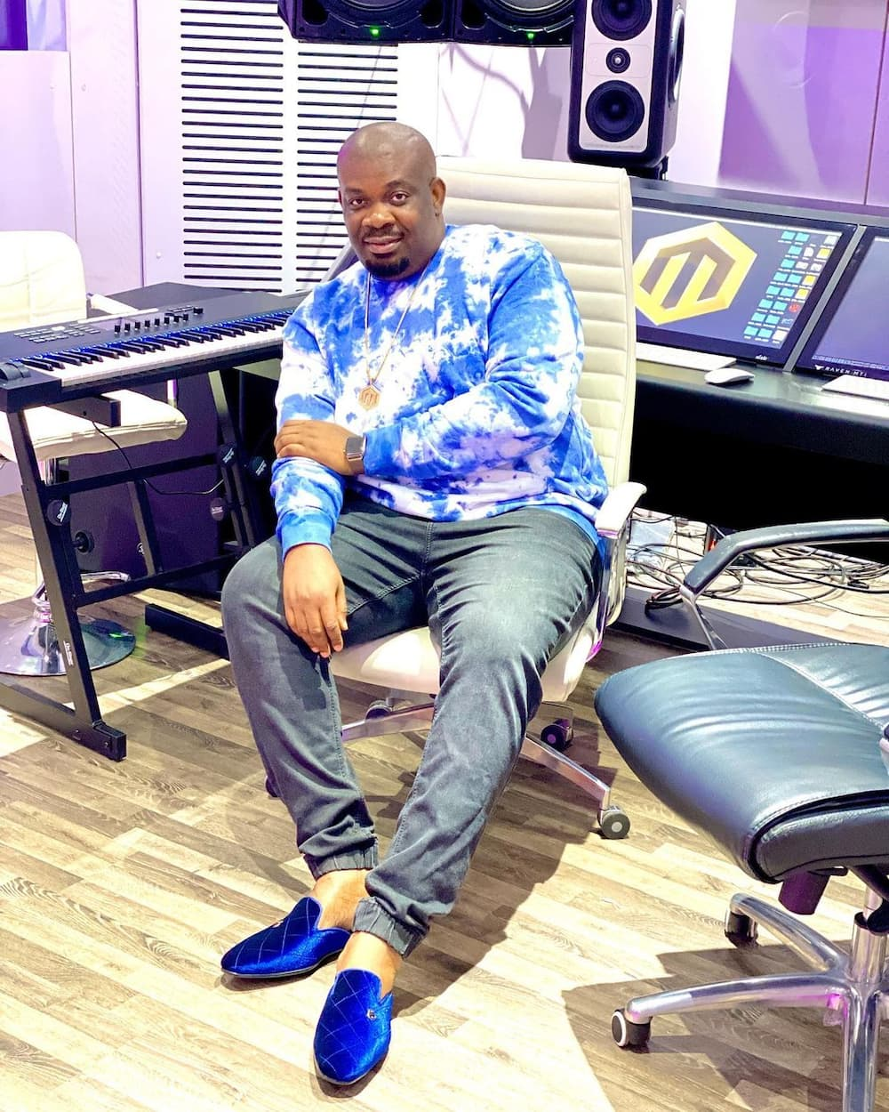 Don Jazzy reacts to report that Rihanna is happy in relationship with Asap Rocky