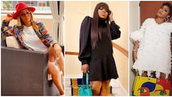 Thank you for reminding me to look good always, Funke Akindele appreciates Toke Makinwa, Rita Dominic
